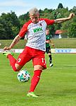 05.07.2017, Illerstadion, Kempten, GER, FSP, FC Augsburg vs FC Wacker Innsbruck, im Bild Jonathan Schmid (Augsburg #17)<br /> <br /> Foto &copy; nordphoto / Hafner