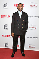 LOS ANGELES - JAN 22:  Kelivn Harrison Jr at the 2020 African American Film Critics Association Awards at the Taglyan Complex on January 22, 2020 in Los Angeles, CA