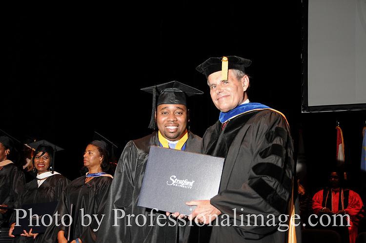 Stratford University Graduation  at George Mason University  Bldg l | Photos by ©John Drew 2017 | Professional Image Photography www.professionalimage.com 202 635.8801
