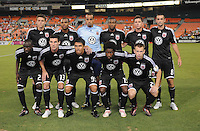 DC United Starting Eleven. Toluca FC defeated DC United 3-1 in the Concacaf Champions League tournament,at RFK Stadium Wednesday, August 26  2009.
