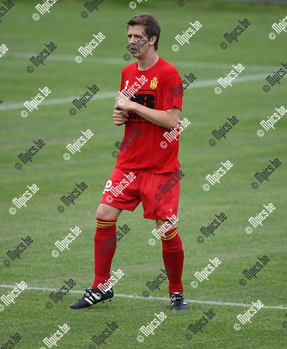 2008-08-05 / Voetbal / seizoen 2008-2009 / FC Kontich / Dries Boon..Foto: Maarten Straetemans (SMB)