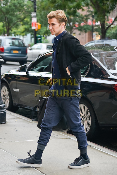 NEW YORK, NY - SEPTEMBER 9: Hayden Christensen seen in New York City on September 9, 2015. <br /> CAP/MPI67<br /> &copy;MPI67/Capital Pictures
