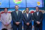 BOGOTÁ – COLOMBIA 17-12-2013 / En evento que se llevó a cabo en la nueva Sede Deportiva de la Federación Colombiana de Fútbol, en Bogotá, se realizó el sorteo para determinar los enfrentamientos y fechas de 2014 de los torneos de primera y segunda división del Fútbol Profesional Colombiano.