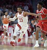 South Dakota at Arkansas men's basketball 11/22/2019