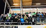 Stockholm 2015-01-06 Bandy Elitserien Hammarby IF - V&auml;ster&aring;s SK :  <br /> V&auml;ster&aring;s supportrar under matchen mellan Hammarby IF och V&auml;ster&aring;s SK <br /> (Foto: Kenta J&ouml;nsson) Nyckelord:  Elitserien Bandy Zinkensdamms IP Zinkensdamm Zinken Hammarby Bajen HIF V&auml;ster&aring;s VSK supporter fans publik supporters