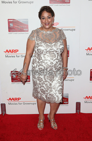 06 February 2017 - Beverly Hills, California - Jo Ann Jenkins. AARP 16th Annual Movies For Grownups Awards held at the Beverly Wilshire Four Seasons Hotel. Photo Credit: F. Sadou/AdMedia