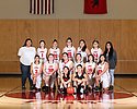 2018-2019 CKA Girls Basketball