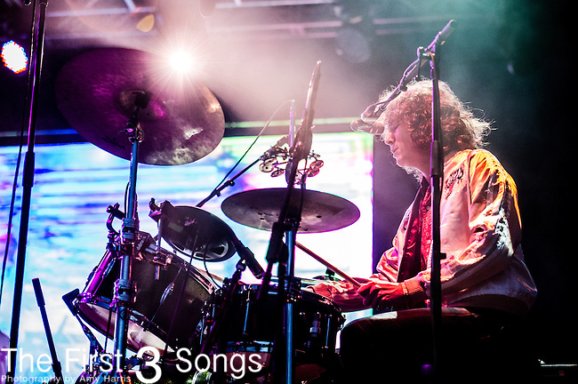 Will Berman of MGMT performs during Day 2 of the 2013 Firefly Music Festival in Dover, Delaware.