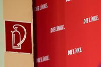 Pressekonferenz der Vorsitzenden der Linkspartei (DIE LINKE.) Katja Kipping und Bernd Riexinger am Montag den 28. August 2018 in Berlin zu den Kampagnenplaenen der Partei im zweiten Halbjahr 2018.<br /> 27.8.2018, Berlin<br /> Copyright: Christian-Ditsch.de<br /> [Inhaltsveraendernde Manipulation des Fotos nur nach ausdruecklicher Genehmigung des Fotografen. Vereinbarungen ueber Abtretung von Persoenlichkeitsrechten/Model Release der abgebildeten Person/Personen liegen nicht vor. NO MODEL RELEASE! Nur fuer Redaktionelle Zwecke. Don't publish without copyright Christian-Ditsch.de, Veroeffentlichung nur mit Fotografennennung, sowie gegen Honorar, MwSt. und Beleg. Konto: I N G - D i B a, IBAN DE58500105175400192269, BIC INGDDEFFXXX, Kontakt: post@christian-ditsch.de<br /> Bei der Bearbeitung der Dateiinformationen darf die Urheberkennzeichnung in den EXIF- und  IPTC-Daten nicht entfernt werden, diese sind in digitalen Medien nach &sect;95c UrhG rechtlich geschuetzt. Der Urhebervermerk wird gemaess &sect;13 UrhG verlangt.]