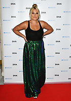 Lady Nadia Essex at the DIVA Magazine Awards -  at the DIVA Magazine Awards - Lesbian and bisexual magazine hosts annual awards ceremony at Waldorf Hilton, London, 8th June 2018, England, UK., 8th June 2018, England, UK.<br /> CAP/JOR<br /> &copy;JOR/Capital Pictures