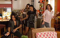 Almost Christmas (2016) <br /> Kimberly Elise, Mo'Nique, Gabrielle Union &amp; Nicole Ari Parker<br /> *Filmstill - Editorial Use Only*<br /> CAP/KFS<br /> Image supplied by Capital Pictures