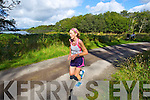 Majella Diskin who took part in the Killarney Women's Mini Marathon on Saturday last.
