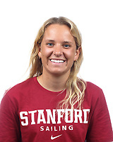Stanford, CA - September 20, 2019: Patricia Gerli, Athlete and Staff Headshots