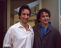 Bronson Pinchot &amp; Mark Linn Baker By<br /> Jonathan Green