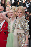 Nicole Kidman &amp; Elle Fanning at the premiere for &quot;How To Talk To Girls At Parties&quot; at the 70th Festival de Cannes, Cannes, France. 21 May 2017<br /> Picture: Paul Smith/Featureflash/SilverHub 0208 004 5359 sales@silverhubmedia.com