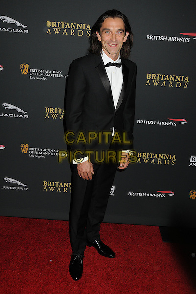 9 November 2013 - Beverly Hills, California - Justin Chadwick. BAFTA LA 2013 Jaguar Britannia Awards held at the Beverly Hilton Hotel.  <br /> CAP/ADM/BP<br /> &copy;Byron Purvis/AdMedia/Capital Pictures