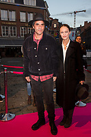 Vanessa Paradis & Samuel Benchetrit at the closing night of 32nd FIFF in Namur - Belgium