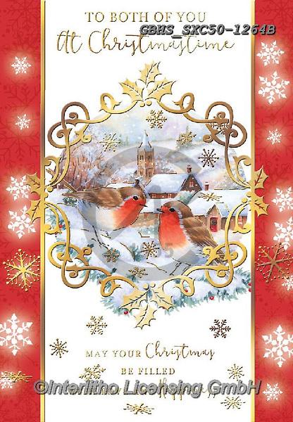 John, CHRISTMAS LANDSCAPES, WEIHNACHTEN WINTERLANDSCHAFTEN, NAVIDAD PAISAJES DE INVIERNO, paintings+++++,GBHSSXC50-1264B,#xl#