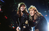 Oct 30, 1988: JOE ELLIOTT & JON BON JOVI - RDS Hall Dublin Ireland