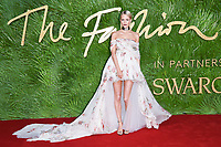 Poppy Delevingne<br /> arriving for The Fashion Awards 2017 at the Royal Albert Hall, London<br /> <br /> <br /> &copy;Ash Knotek  D3356  04/12/2017