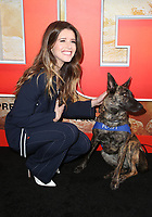 LOS ANGELES, CA - MARCH 9: Katherine Schwarzenegger, at the premiere of IMAX documentary, Superpower Dogs at the California Science Center in Los Angeles, California on March 9, 2019.   <br /> CAP/MPI/SAD<br /> &copy;SAD/MPI/Capital Pictures