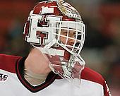 Steve Michalek (Harvard - 34) - The Harvard University Crimson defeated the visiting Colgate University Raiders 4-2 on Saturday, November 12, 2011, at Bright Hockey Center in Cambridge, Massachusetts.