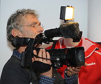 SCHAATSEN: Team Corendon, Team Manager Chiel van Praag, ©foto Martin de Jong