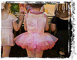 Child ballerinas