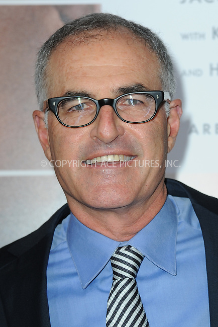 www.acepixs.com<br /> December 12, 2016  New York City<br /> <br /> David Frankel attending the 'Collateral Beauty' World Premiere at Frederick P. Rose Hall, Jazz at Lincoln Center on December 12, 2016 in New York City.<br /> <br /> <br /> Credit: Kristin Callahan/ACE Pictures<br /> <br /> Tel: 646 769 0430<br /> Email: info@acepixs.com