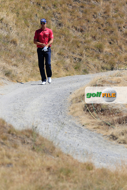 Henrik STENSON (SWE) walks down the slope to the 9th tee during Saturday's Round 3 of the 2015 U.S. Open 115th National Championship held at Chambers Bay, Seattle, Washington, USA. 6/20/2015.<br /> Picture: Golffile | Eoin Clarke<br /> <br /> <br /> <br /> <br /> All photo usage must carry mandatory copyright credit (&copy; Golffile | Eoin Clarke)