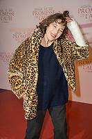 JANE BIRKIN - PREMIERE DU FILM 'LA PROMESSE DE L'AUBE' AU GAUMONT CAPUCINES DE PARIS LE 12 DECEMBRE 2017. # PREMIERE DU FILM 'LA PROMESSE DE L'AUBE' A PARIS