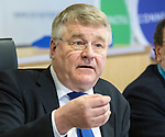 BRUSSELS - BELGIUM - 09 March 2016 -- ETF International Conference Local skills matter: Entrepreneurial communities and smart territories -- Markku Markkula, President, European Committee of the Regions. -- PHOTO: Juha ROININEN / EUP-IMAGES