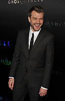 NEW YORK, NY - March 29: Pilou Asbæk Attends the 'Ghost In The Shell' premiere hosted by Paramount Pictures & DreamWorks Pictures at AMC Lincoln Square Theater on March 29, 2017 in New York City. @John Palmer / Media Punch