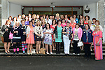 Past pupils pictured at the Class of '83 school reunion in Our Lady's College Greenhills. Photo:Colin Bell/pressphotos.ie