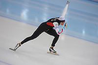 SPEEDSKATING: SOCHI: Adler Arena, 24-03-2013, Essent ISU World Championship Single Distances, Day 4, 500m Ladies, Brittany Bowe (USA), © Martin de Jong