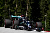 4th July 2020; Red Bull Ring, Spielberg Austria; F1 Grand Prix of Austria, qualifying sessions;  44 Lewis Hamilton GBR, Mercedes-AMG Petronas Formula One Team, Spielberg Austria
