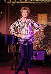 Pamela Myers performing a press preview of her show 'A Modest Career' at 54 Below in New York City on 1/15/2013