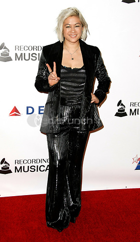 LOS ANGELES, CA - FEBRUARY 08: Ha Phuong at the MusiCares Person of the Year Tribute held at Los Angeles Convention Center, West Hall on February 8, 2019 in Los Angeles, California. Photo: imageSPACE