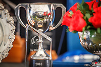 Trophies: 2018 NZL-Horse of the Year Show. Hastings. Thursday 15 March. Copyright Photo: Libby Law Photography