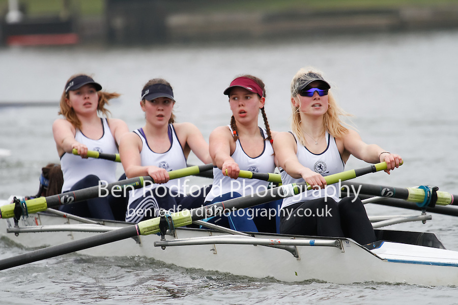 Crew: 94 - Henley RC  - W.J16A.4+ <br /> <br /> Henley Fours &amp; Eights Head 2017<br /> <br /> To purchase this photo, or to see pricing information for Prints and Downloads, click the blue 'Add to Cart' button at the top-right of the page.