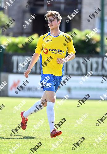2016-07-31 / Voetbal / Seizoen 2016-2017 / KSV Schriek / Arne Van Craen<br /> <br /> Foto: Mpics.be