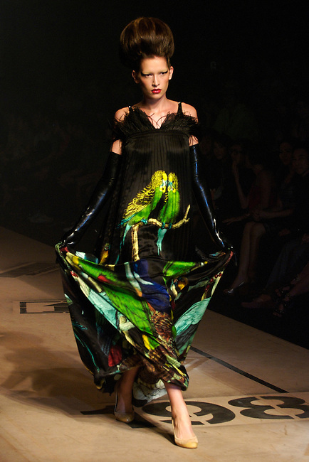 BIFW Flynow collection March 2009