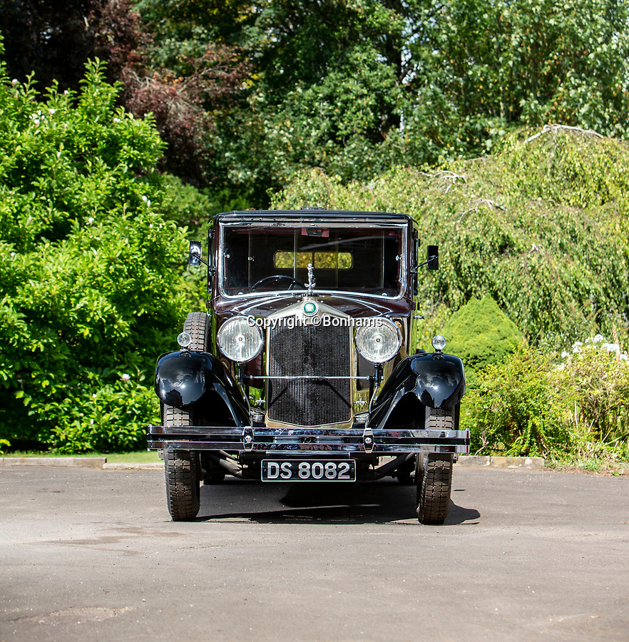 BNPS.co.uk (01202 558833)<br /> Pic: Bonhams/BNPS<br /> <br /> A Maharaja's motor which was carried hundreds of miles across the Himalayas to him has emerged for sale for £40,000.<br /> <br /> The 1926 Crossley's first owner was Maharaja Juddha Shamsher Jang Bahadur Rana, who had it shipped out from the manufacturer's Manchester factory to exotic Calcutta in India.<br /> <br /> Since there was only two miles of road which could be driven in Nepal, the classic car was carried over the mountainous landscape by his unfortunate porters.<br /> <br /> It was used by successive Rana family rulers, who styled themselves as 'heriditary Prime Ministers of Nepal', before leaving the country in 1968, finding a new home in Salt Lake City, US.<br /> <br /> This burgundy model, the 20.9HP Canberra Landaulette, is believed to be the only surviving example of its type in the world. It is going under the hammer with auction house Bonhams, of London.