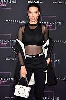 Adriana Lima bei der Maybelline Fashion Show auf der Fashion Week Berlin Autumn/Winter 2019 im Postbahnhof. Berlin, 17.01.2019