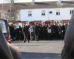 Drogheda Fire Victims Funeral