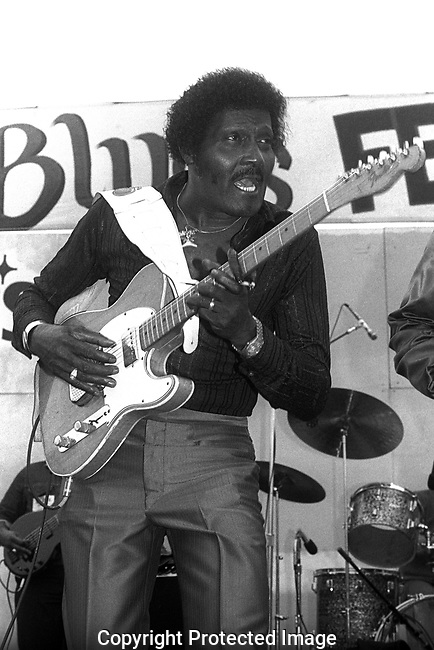 Albert Collins, Sept 1987, 92-18-21
