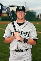June 13th 2008:  Shortstop Zach Cozart of the Dayton Dragons, Class-A affiliate of the Cincinnati Reds, during a game at Stanley Coveleski Regional Stadium in South Bend, IN.  Photo by:  Mike Janes/Four Seam Images