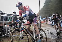 Mathieu Van der Poel (NED/Beobank-Corendon)<br /> <br /> elite men's race<br /> Krawatencross Lille 2017