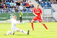 13.04.2014: FSV Frankfurt vs. SV Sandhausen
