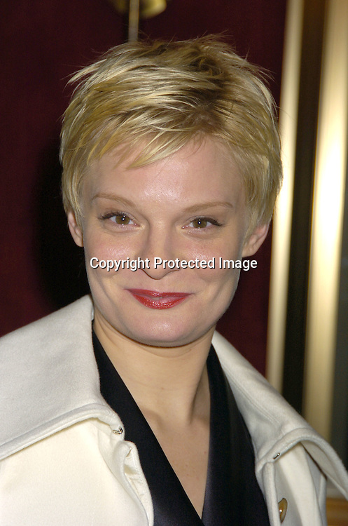 "Martha Plimpton ..at The World Premiere of ""The Life Aquatic with Steve Zissou""  on December 9, 2004 at The Ziegfeld Theatre. ..Photo by Robin Platzer, Twin Images"